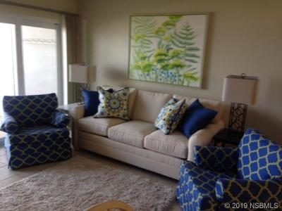 New Smyrna Beach FL Condo/Townhouse For Sale: $490,000
