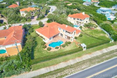 Ponce Inlet Single Family Home For Sale: 32 Coastal Oaks Circle