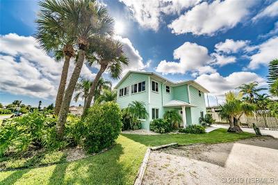New Smyrna Beach Single Family Home For Sale: 17 Richmond Drive
