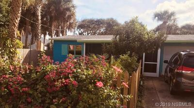 New Smyrna Beach FL Single Family Home For Sale: $297,900