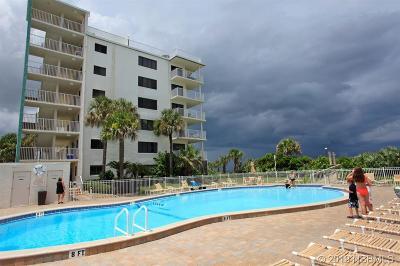 New Smyrna Beach Condo/Townhouse For Sale: 5303 S Atlantic Avenue #25