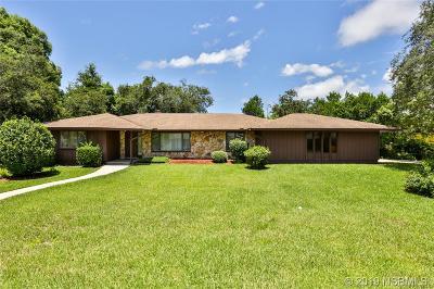 Sugar Mill Cc Single Family Home For Sale: 1083 Button Bush Place