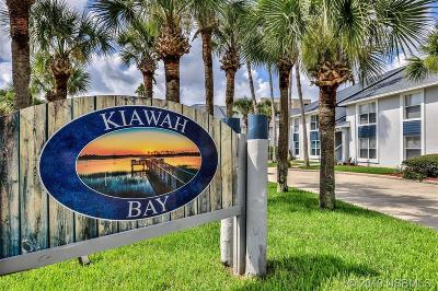 New Smyrna Beach Condo/Townhouse For Sale: 4870 S Atlantic Avenue #103