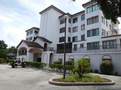 New Smyrna Beach Condo/Townhouse For Sale