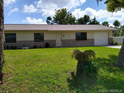 Edgewater Single Family Home For Sale: 3325 Royal Palm Drive