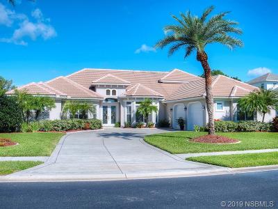 New Smyrna Beach FL Single Family Home For Sale: $1,125,000