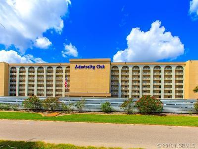 Port Orange Condo/Townhouse For Sale: 3606 S Peninsula Drive #205