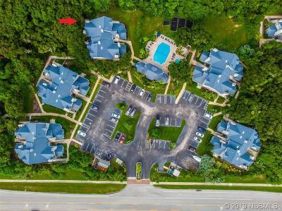 New Smyrna Beach FL Condo/Townhouse For Sale: $234,900