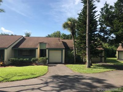 New Smyrna Beach FL Condo/Townhouse For Sale: $109,000