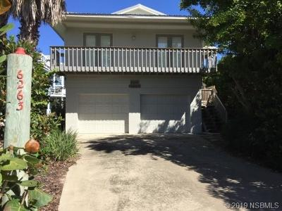 New Smyrna Beach FL Single Family Home For Sale: $575,000