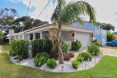New Smyrna Beach FL Single Family Home For Sale: $489,000