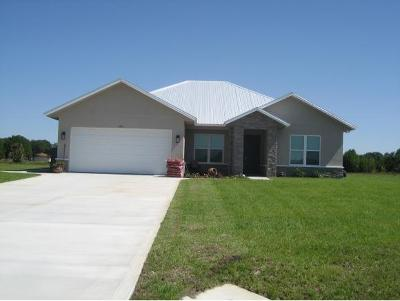 Okeechobee County Single Family Home For Sale: 7255 SW 19th Ct