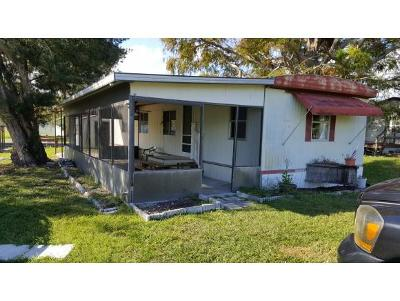 Okeechobee County Single Family Home For Sale: 2921 SE 33rd Dr
