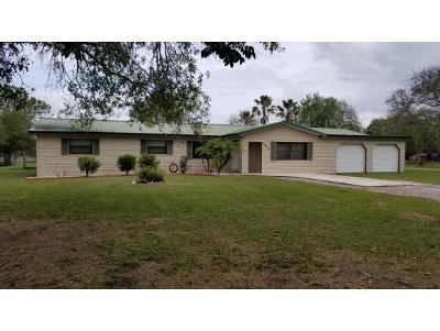 Okeechobee County Single Family Home For Sale: 2564 NW 50th Avenue