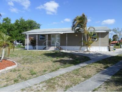 Okeechobee County Single Family Home For Sale: 2633 S.e. 34th Lane