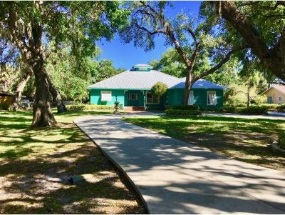 Okeechobee County Single Family Home For Sale: 2095 SW 22nd Circle