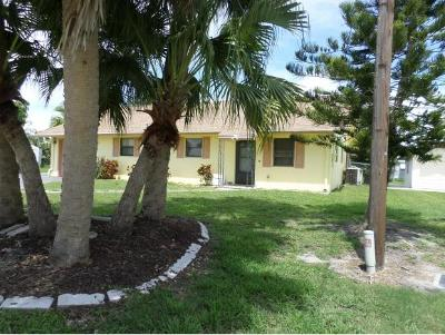 Okeechobee County Single Family Home For Sale: 3614 S.e. 20th Terr