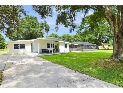 Okeechobee County Single Family Home For Sale: 3708 NW 21st Ave