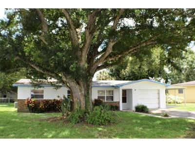 Okeechobee County Single Family Home For Sale: 1201 SE 8th Ave