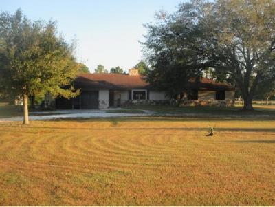 Okeechobee County Single Family Home For Sale: 2267 NE 54th Trail