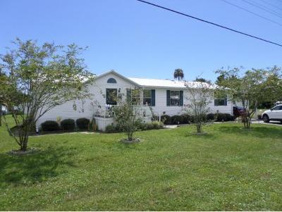 Okeechobee County Single Family Home For Sale: 3622 S.e. 25th St