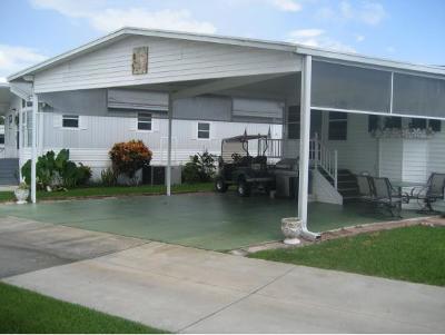 Okeechobee County Single Family Home For Sale: 5354 SE 64th Terr