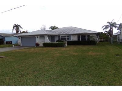 Okeechobee County Single Family Home For Sale: 2502 SE 29th St