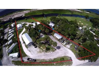 Okeechobee County Multi Family Home For Sale: 4792 US Hwy 441 SE