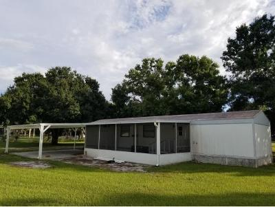 Okeechobee County Single Family Home For Sale: 8711 SE 59th Dr