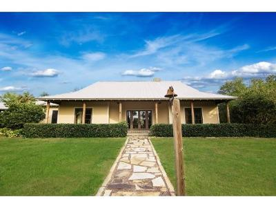 Okeechobee County Single Family Home For Sale: TBD NW 144th Trail