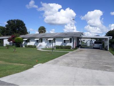 Okeechobee County Single Family Home For Sale: 3104 S.e. 35th Ave.