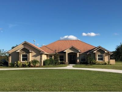 Okeechobee County Single Family Home For Sale: 2640 NE 62nd Parkway