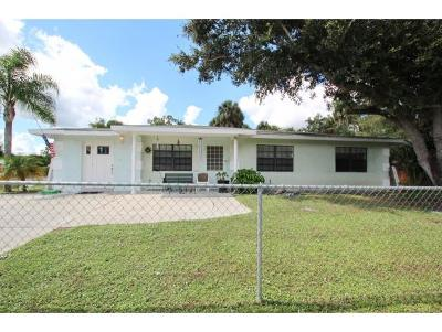 Okeechobee County Single Family Home For Sale: 2151 SW 32nd Avenue