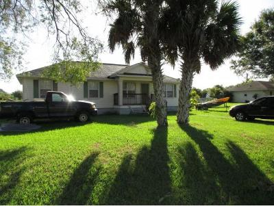 Okeechobee County Single Family Home For Sale: 3844 NW 28th Ave.