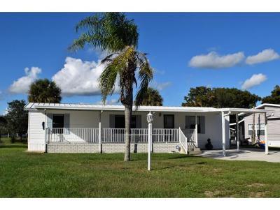 Okeechobee County Single Family Home For Sale: 3937 SE 27th Street