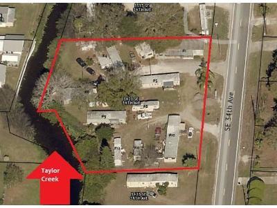 Okeechobee County Single Family Home For Sale: 3401 SE 34th Avenue