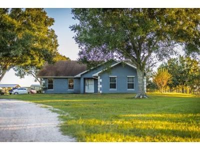 Okeechobee County Single Family Home For Sale: 10310 NE 120th Street