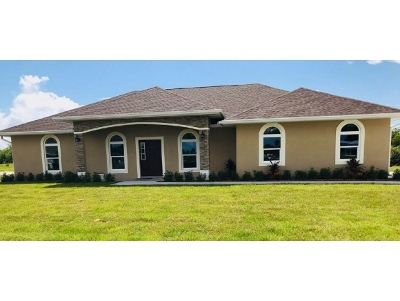 Okeechobee County Single Family Home For Sale: 2441 SW 33rd Circle