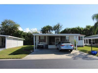 Okeechobee County Single Family Home For Sale: 1583 SW 35th Circle