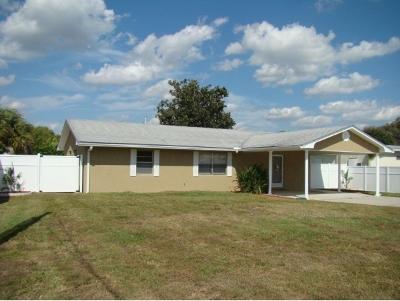 Okeechobee County Single Family Home For Sale: 3113 SE 25th Street