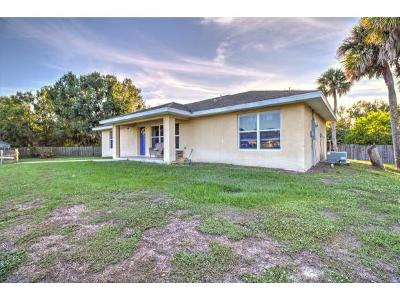 Okeechobee County Single Family Home For Sale: 9144 SE 66th Drive