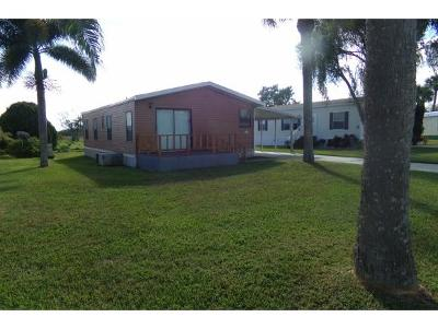 Okeechobee County Single Family Home For Sale: 1508 SW 44th Blvd