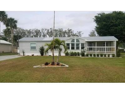 Okeechobee County Single Family Home For Sale: 2091 SE 24th Blvd