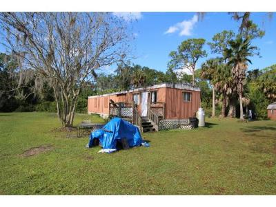 Okeechobee County Single Family Home For Sale: 27965 NE 65th Terr