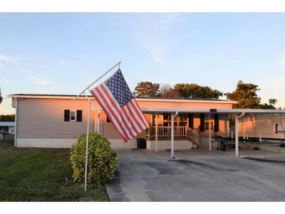 Okeechobee County Single Family Home For Sale: 4017 SE 27th Street