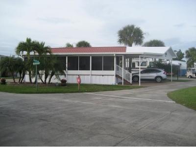 Okeechobee County Single Family Home For Sale: 5395 SE 65th Ave