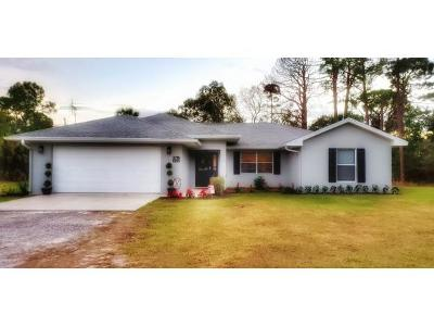 Okeechobee County Single Family Home For Sale: 3016 NW 4th St