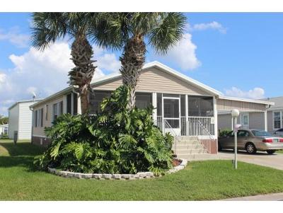 Okeechobee County Single Family Home For Sale: 4320 SW 9th Way