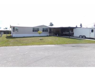 Okeechobee County Single Family Home For Sale: 2482 SE 23rd Terr