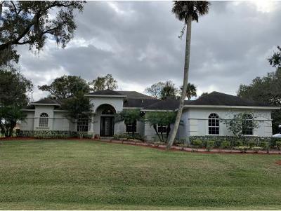 Okeechobee County Single Family Home For Sale: 1020 SE 11th Street
